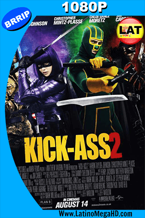 Kick-Ass 2 (2013) Latino HD 1080p ()