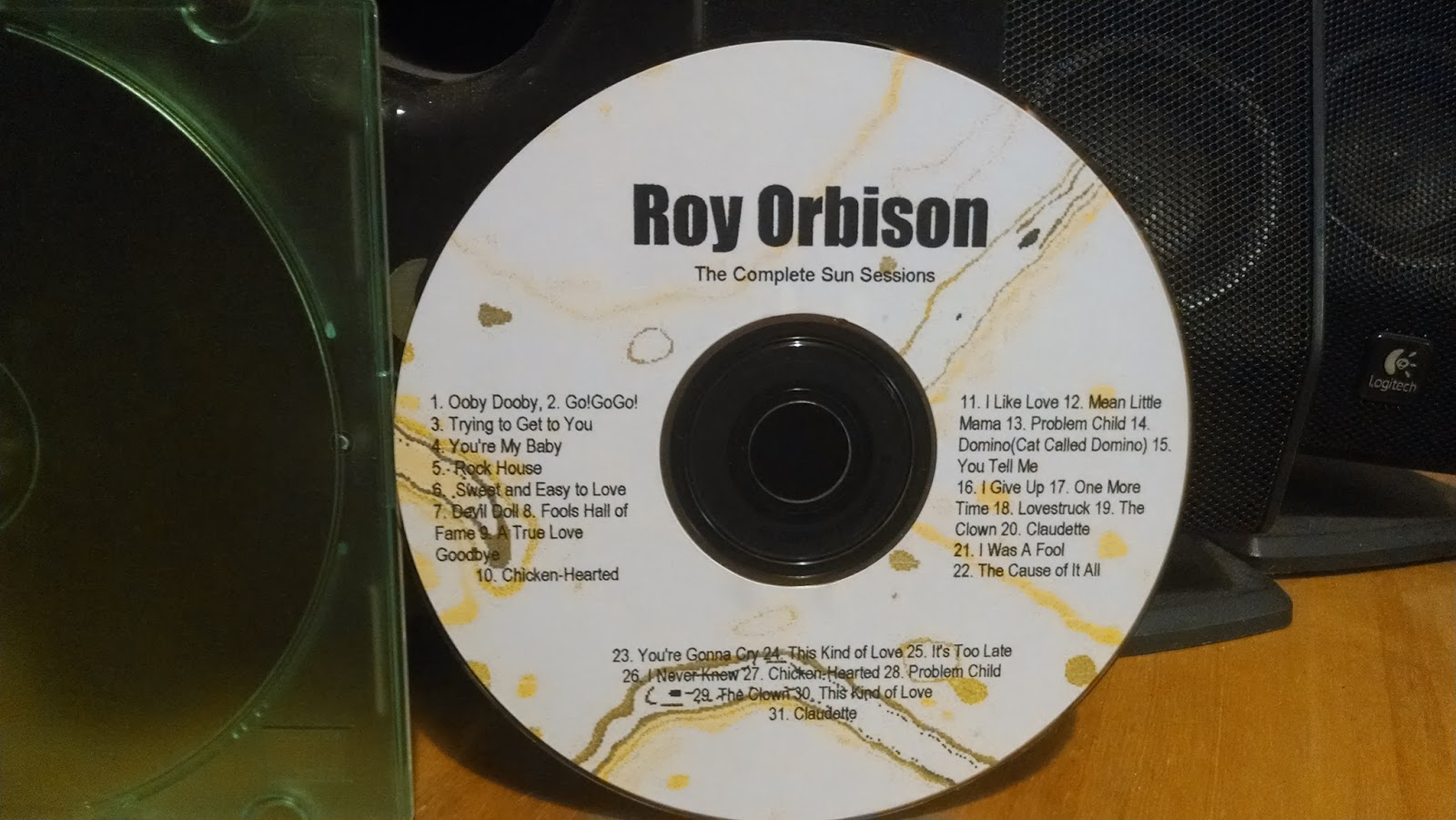 Down Underground Roy Orbison Cbs Tv The All Time