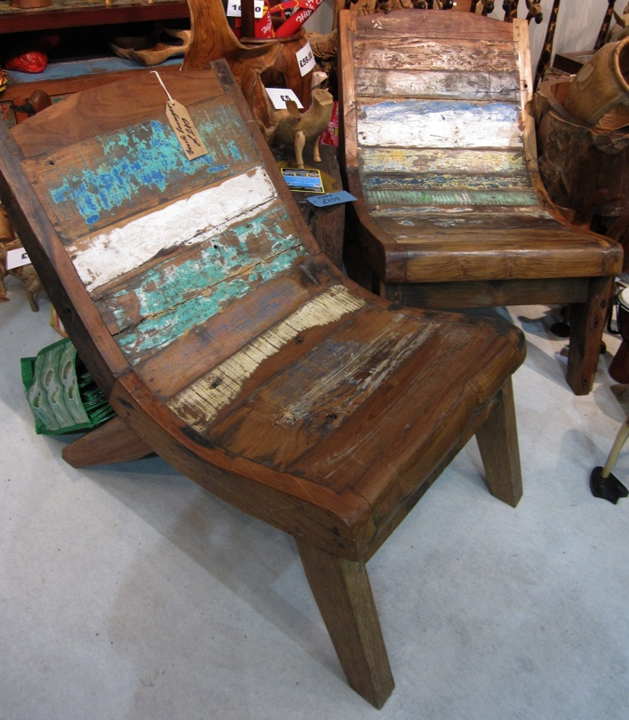 natural modern interiors: Recycled & Up-cycled Furniture ...