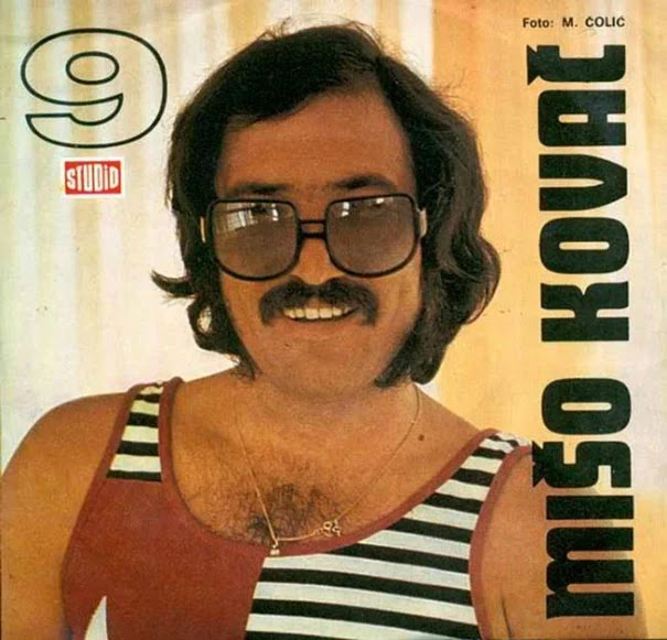 30 Hilariously Awkward Vintage Album Covers From Yugoslavia