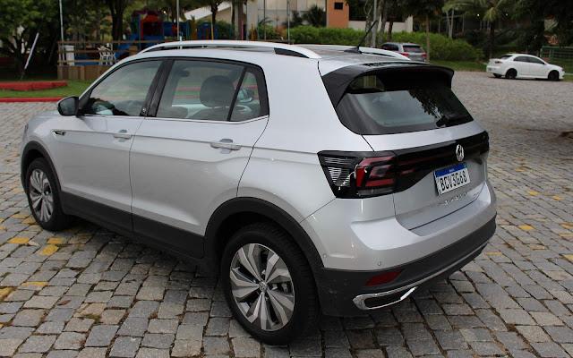 VW T-Cross caminha para recorde de vendas em agosto