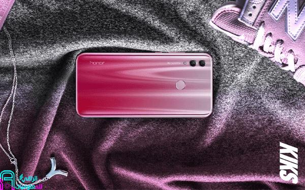 هاتف Honor 10 Lite الجديد يقدم أروع المزايا بأداء متفوق وتصميم أنيق