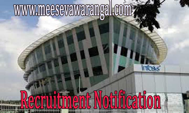 Infosys Recruitment Notification Jobs 2016-2017 For Freshers