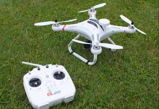 Mengenal Drone Fotografi Dan Videografi