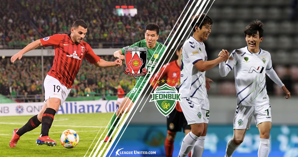 AFC Champions League Preview: Urawa Red Diamonds vs Jeonbuk Hyundai Motors