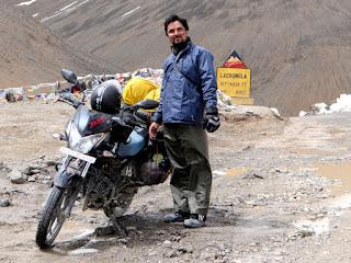 लद्दाख बाइक यात्रा- 19 (शो कार-डेबरिंग-पांग-सरचू- भरतपुर)