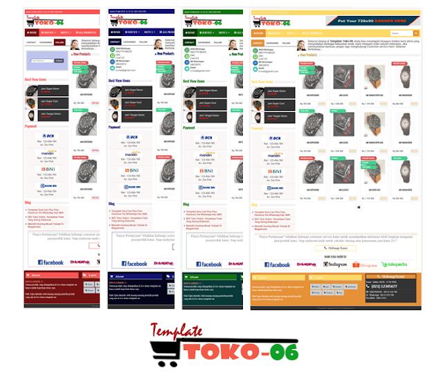Banner Template Toko-06