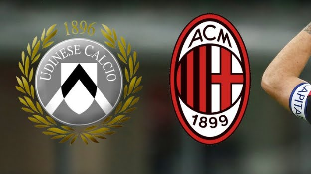 Udinese-Milan Streaming Rojadirecta.