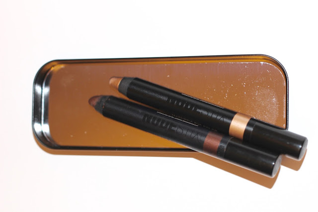 NUDESTIX IN GILT & IMMORTAL REVIEW + SWATCHES