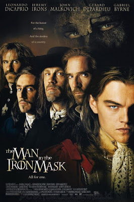 Sinopsis film The Man in the Iron Mask (1998)