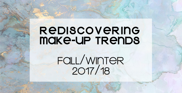 Rediscovering Make-Up Trends: Balmain Fall/Winter 2017/18