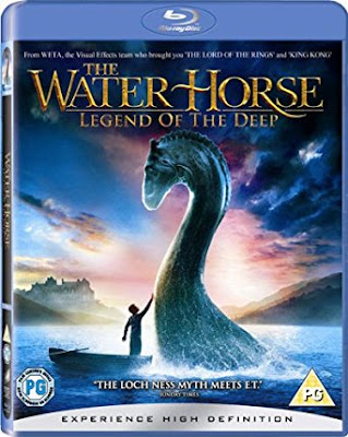 The Water Horse 2007 BRRip 350Mb Dual Audio 480p