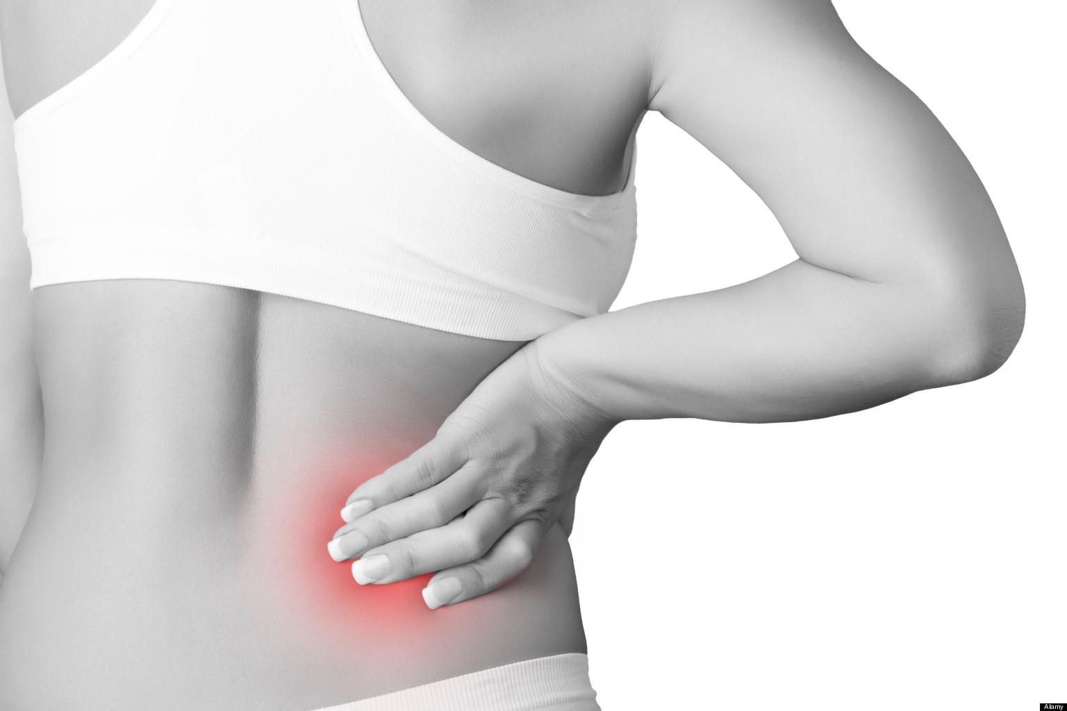 Fait mal le dos de pour les nerfs