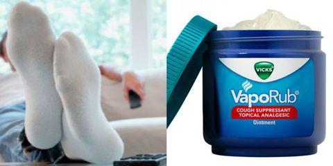 ใช้ยา Vicks Vaporub .. ทา..เพื่อช่วยลดอาการไอแบบ Amazing !