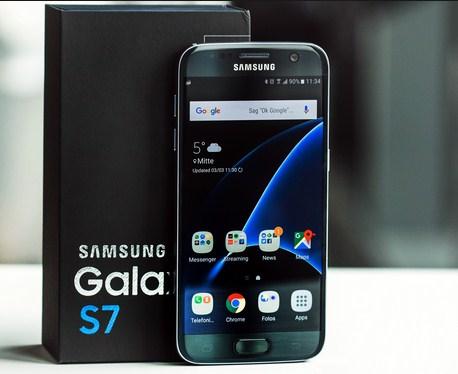 Perbandingan HP Samsung Galaxy S7 dan Galaxy S8