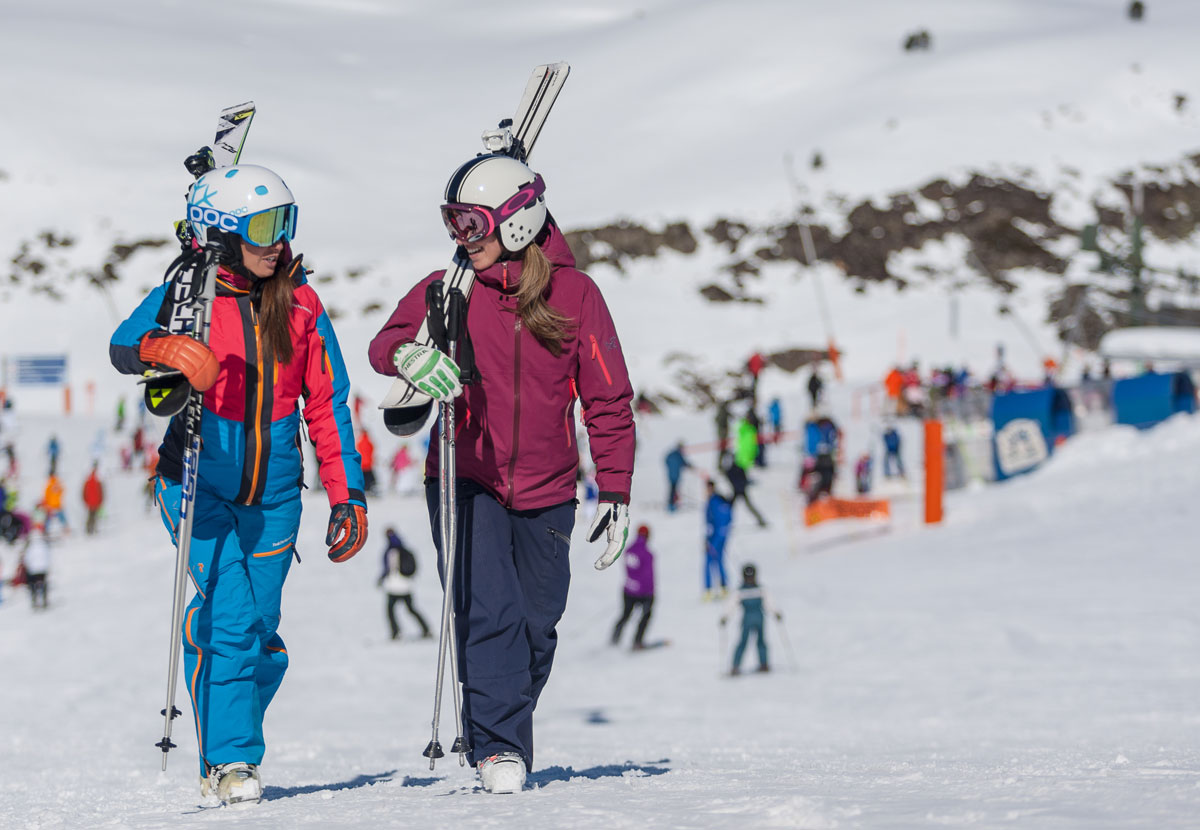 baqueira beret esqui