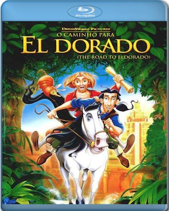 The Road to El Dorado 2000 Dual Audio Hindi Bluray Download