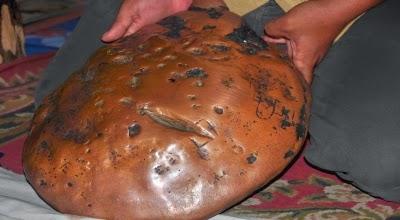 Batu Basurek  Batu Angkek Angkek