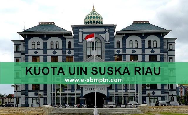 Kuota UIN SUSKA Riau SPAN PTKIN