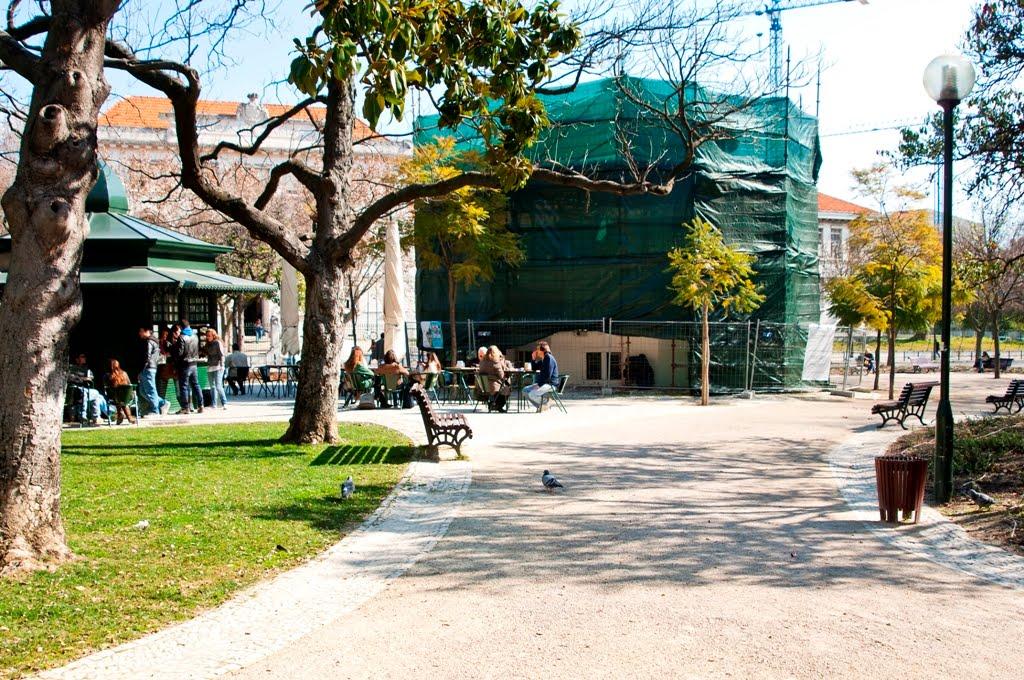 praça jose fontana lisboa mapa Lisboa é muita gente: Recuperação do coreto da Praça José Fontana praça jose fontana lisboa mapa