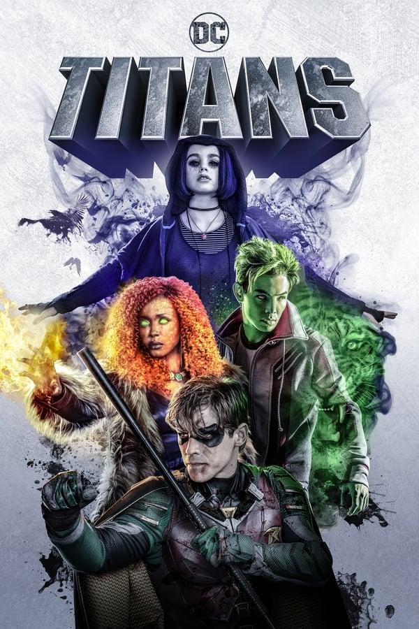 Descargar Titans (Titanes) Latino & Sub Español HD Serie Completa por MEGA