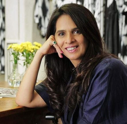 Anita Dongre Wiki Biography Dob Age Height Weight Husband And More Famous People In India