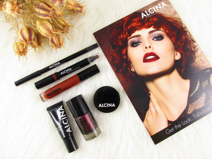 ALCINA Absolutely Fabulous Hot Makeup Limited Edition & Gewinnspiel & Swatches & Review