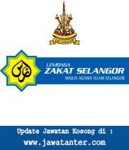Jawatan Kosong Lembaga Zakat Selangor
