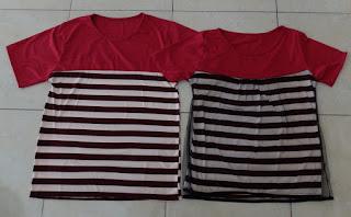 Jual Online Exotic Red Murah Jakarta Bahan Spandex Terbaru