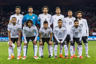 موعد مباراة مصر وكولومبيا الودية الجمعة 1-6-2018 استعدادا لكأس العالم والقنوات الناقلة