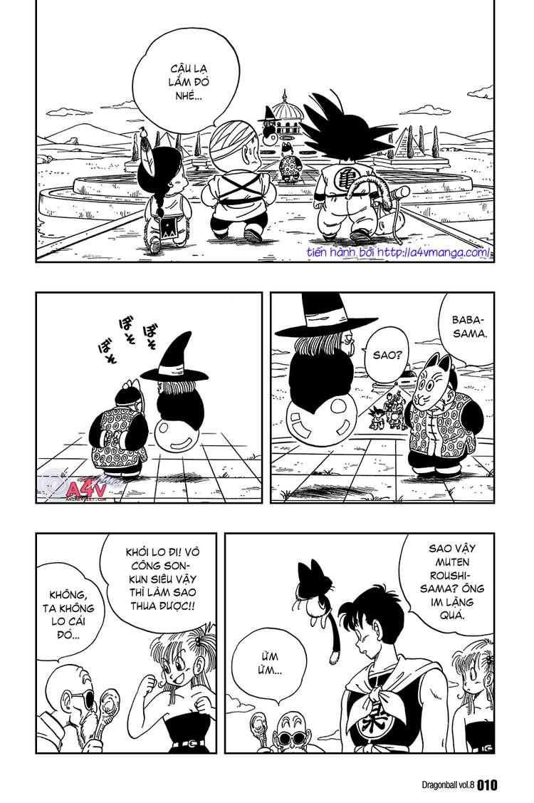 Dragon Ball chap 105 trang 6