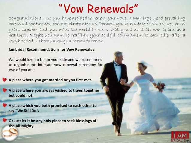 I Send My Utmost Love To You Both On Renewing Your Sacred Vow Before And Man Pray Still That Nothing Keeps Asunder