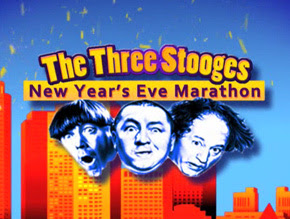 GUARDIANS OF THE GENRE!: THE THREE STOOGES NEW YEAR'S EVE ...