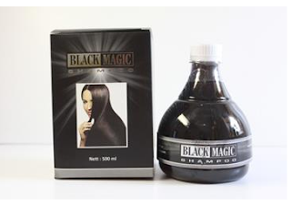15. Black Magic Kemiri Shampo
