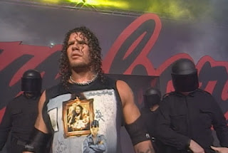 WCW Slamboree 1998 Review - Raven heads to the ring to face Diamond Dallas Page