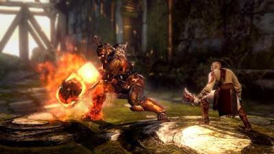 یاری بۆ پلهی ستهیشن God of War Ascension PS3 torrent
