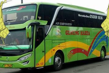 Harga Tiket Lebaran 2017 Bus Gunung Harta