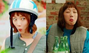 Phim Tiên nữ cử tạ Lee Sung Kyung là thánh biểu cảm mới của màn ảnh Hàn-2016