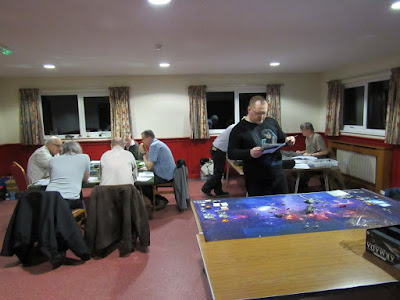 SEEMS essex wargaming wargames club night