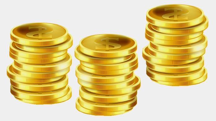 Le trenta monete d'oro - Anonimo