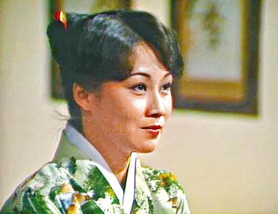 Susanna Au Yeung in The Bund (1980).
