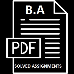aiou B.a solved assignment free download