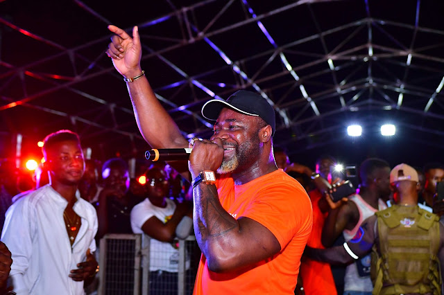 DSC 1851 - Harrysong thrills fans at Legend's Real Deal Experience Concert in Enugu