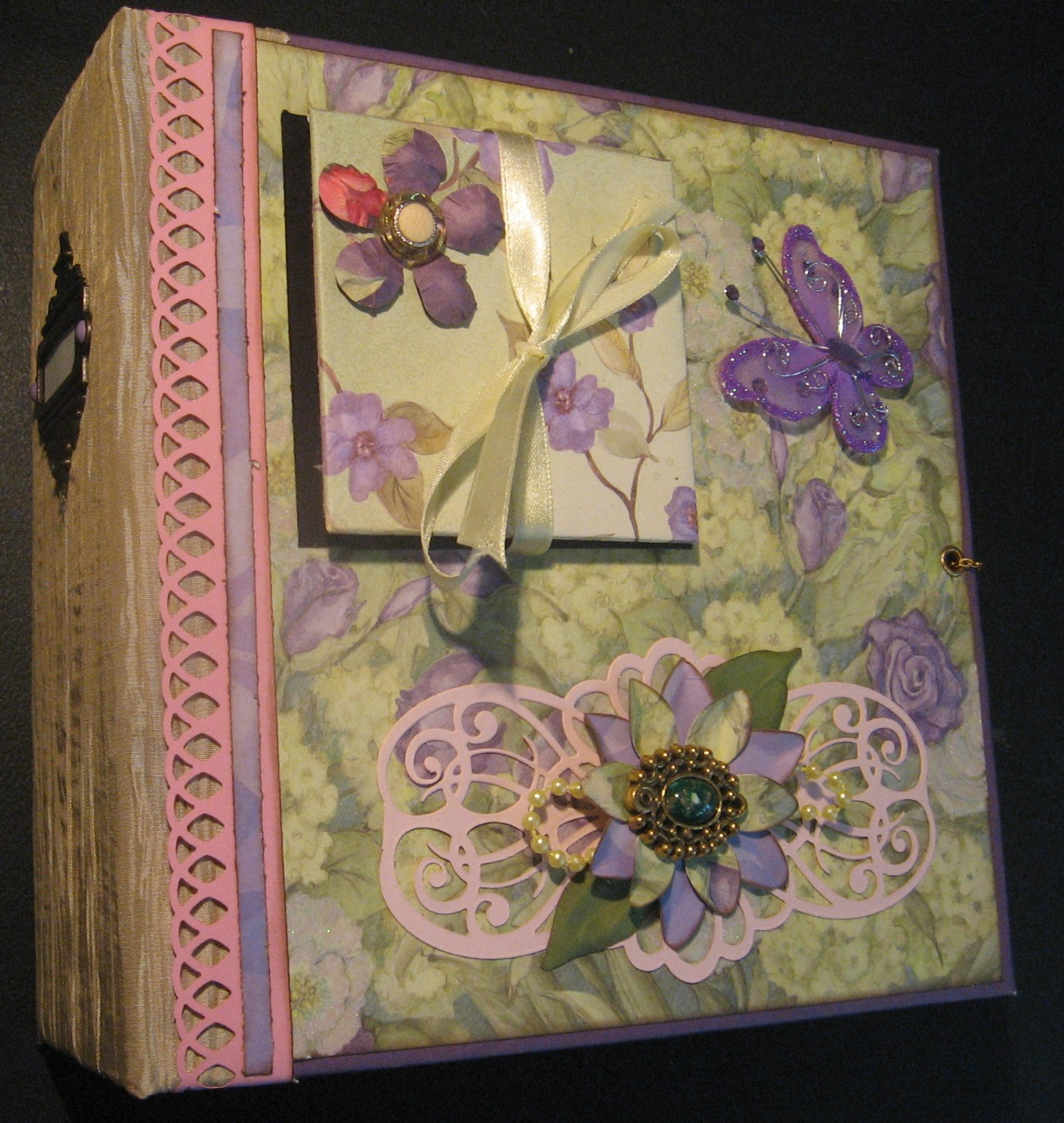 """Style 2 3 1//8/"""" x 4 1//4/"""" {8}  DECORATIVE ACCENTS Bare Chipboard Die Cuts"""