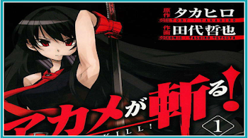 Akame ga Kill! 63/63 Manga Sevidor: Mega