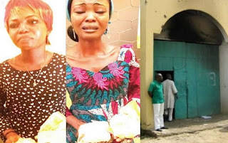 Sisters get caught attempting to smuggle drugs into Kuje prison