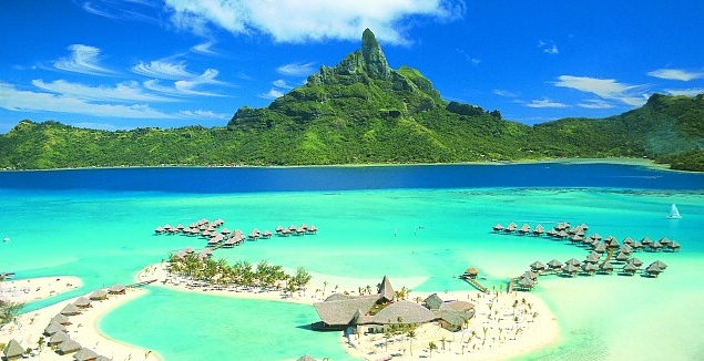 VOYAGE PARFAIT À TAHITI, BORA BORA