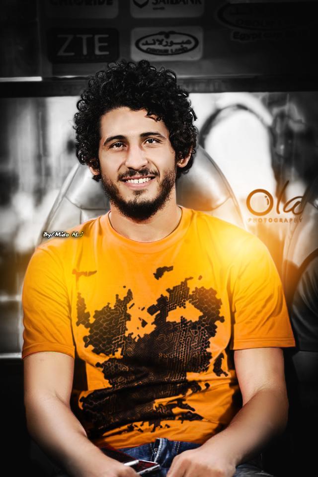 مدافع مصر والنادي الأهلي الدولي أحمد حجازي