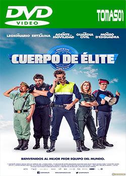 Cuerpo de élite (2016) DVDRip