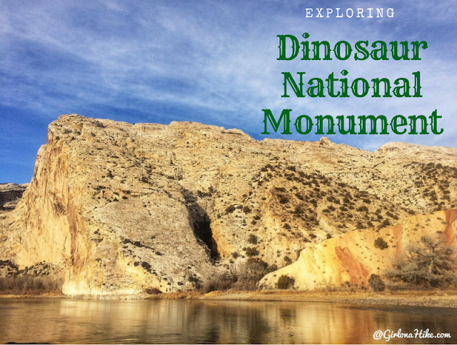 Exploring Dinosaur National Monument